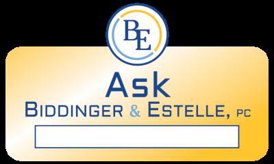 Ask Biddinger & Estelle