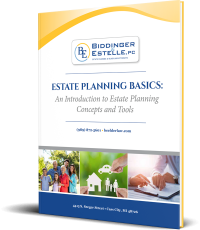 Estate Planning Basics guide cover